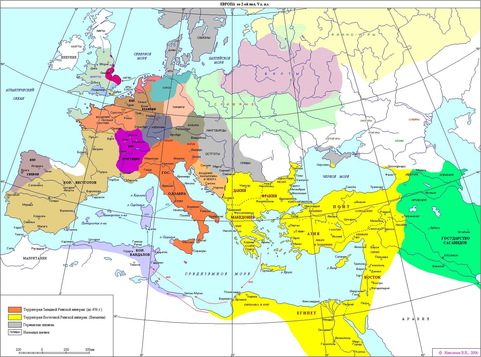 Древний мир - Карты древнего Рима - III: http://rome.3dn.ru/index/karty_drevnego_rima_iii/0-37