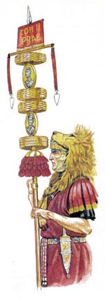Сигнифер преторианской когорты