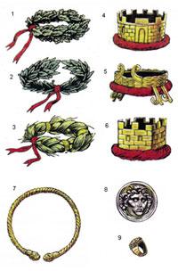 Римские награды
