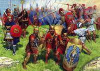 Римская пехота, II-I вв. до н.э.