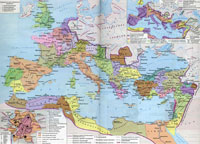 Римская империя во ii в н э