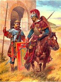 История римской армии зубков н